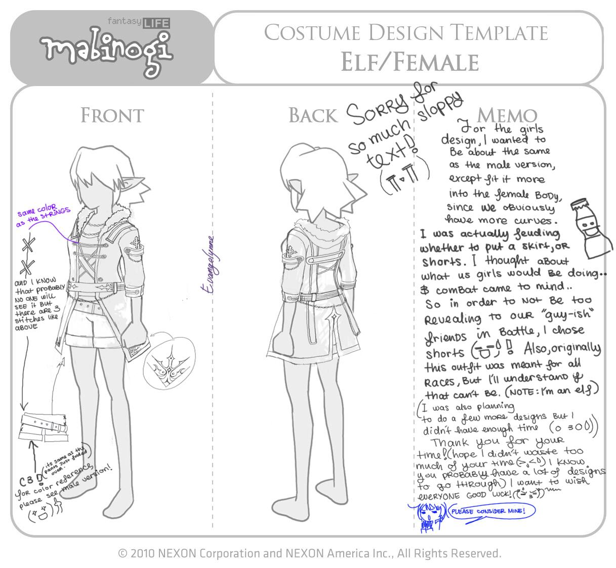 na mabi international costume design north america regional