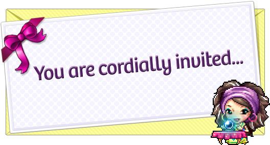 Cordially Invite Your Presence