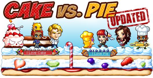 Cake And Pie Maplestory