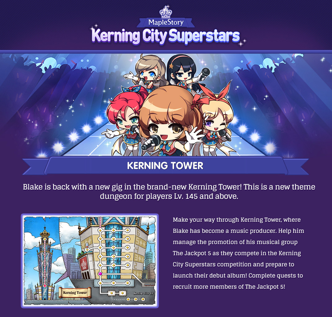 kerning city superstars