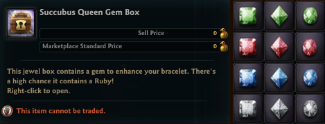 Open A Box And Have Chance To Receive 1 Of The 4 Diffe Gem Flavors Each Type Boost Stat