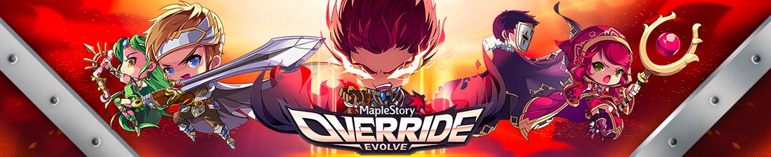 MapleStory Override: Evolve