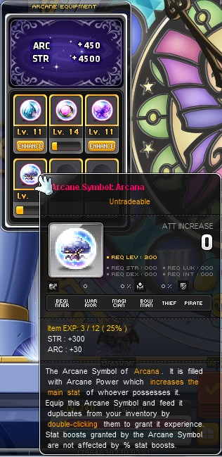 Arcana Comes To Arcane River Maplestory