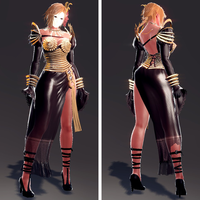Price Drop: Masquerade Outfit