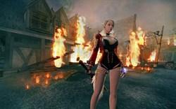 Arisha in Flames