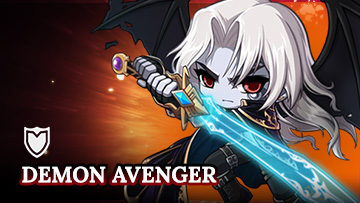 demon avenger maplestory