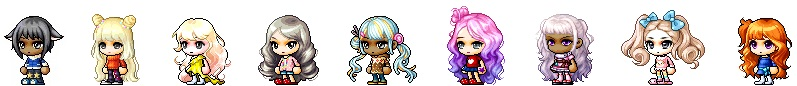 Swell Cash Shop Specials 12 23 12 29 Maplestory Hairstyles For Men Maxibearus