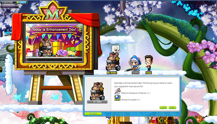 Gold beach maplestory quest prizes