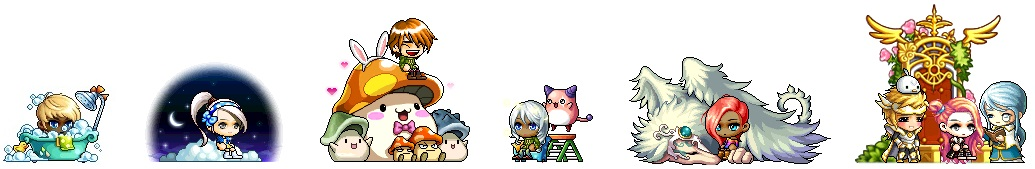 High Quality and Fantastical Androids (male and female available for both).  sc 1 st  MapleStory - Nexon & Updated] Maplehood Watch: 7/25 u2013 8/6 | MapleStory