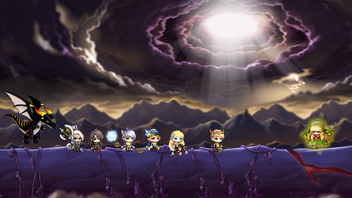 Think About This when Cheating Online Games - MapleStory