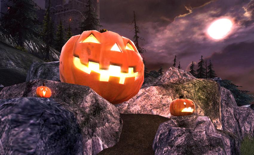 halloween candy vindictus