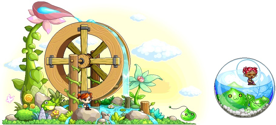 how to get to gold beach maplestory reboot