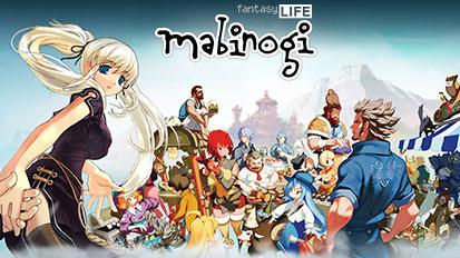 Download Mabinogi | Live Your Fantasy Life