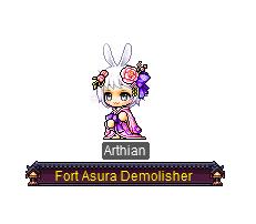MapleStory Sengoku Returns Asura War MMORPG Fort Asura Demolisher