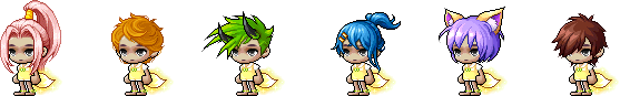 MapleStory October 7 Cash Shop Update Male Royal Hairstyles