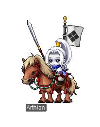 MapleStory Sengoku Returns Asura War MMORPG Takeda Clan