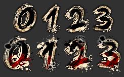 MapleStory November 4 Cash Shop Update Oda Damage Skin Icon