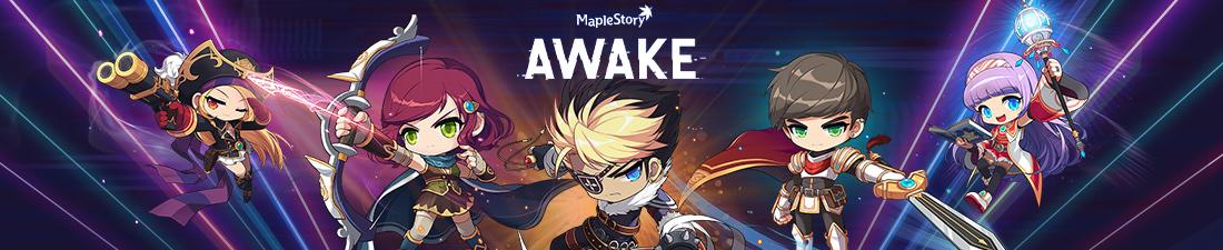 MapleStory Awake: Ascend to Mastery MMORPG
