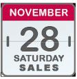Black Friday Sales for Nov 28