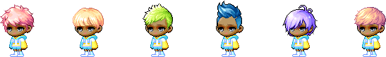 MapleStory December 9 Cash Shop Update Male Royal Hairstyles