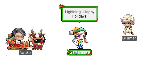 MapleStory Awake Flicker of Light MMORPG