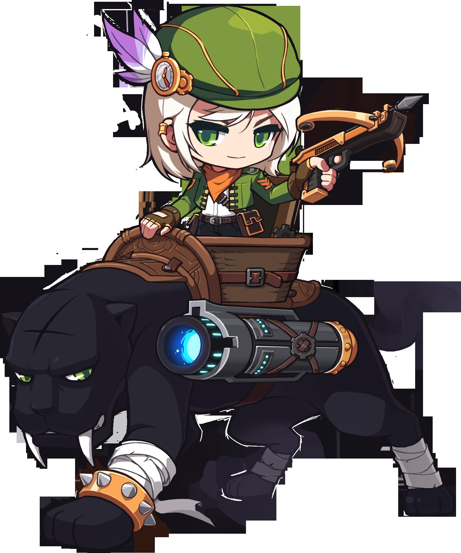 MapleStory Wild Hunter