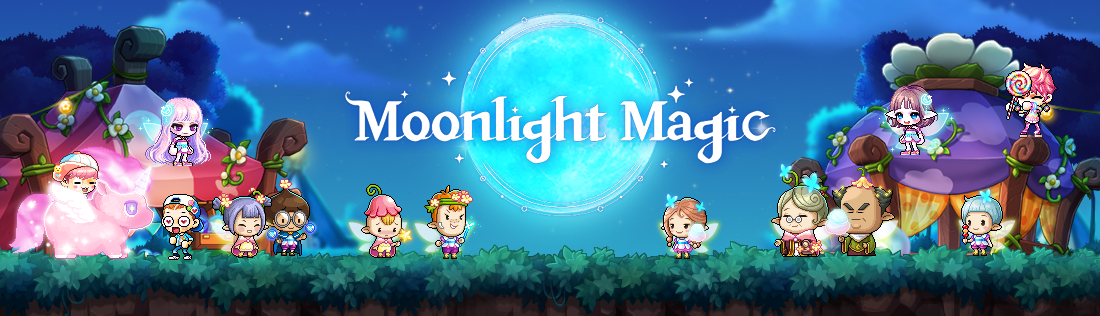 MapleStory Moonlight Magic Patch Notes MMORPG