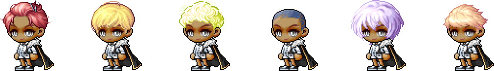 MapleStory February 3 Cash Shop Update Male Royal Hairstyles