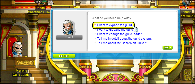 MapleStory Guild Expansion