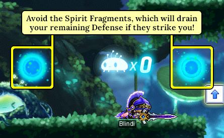 MapleStory Spirit Fragments