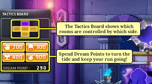 MapleStory Tactics Board