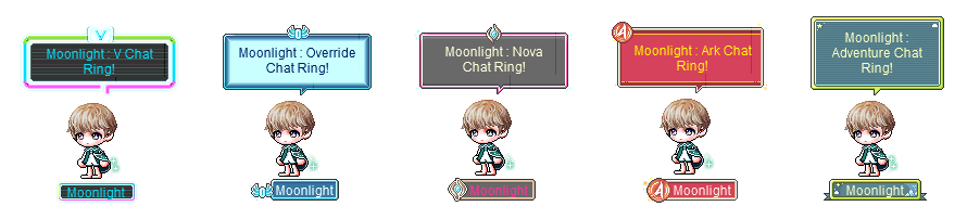 MapleStory MMORPG Moonlight Magic