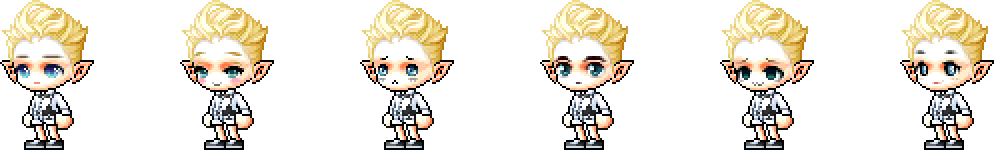 MapleStory February 24 Cash Shop Update Male Royal Faces
