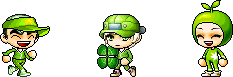 MapleStory March 17 Cash Shop Update St Patrick's Day Green Items