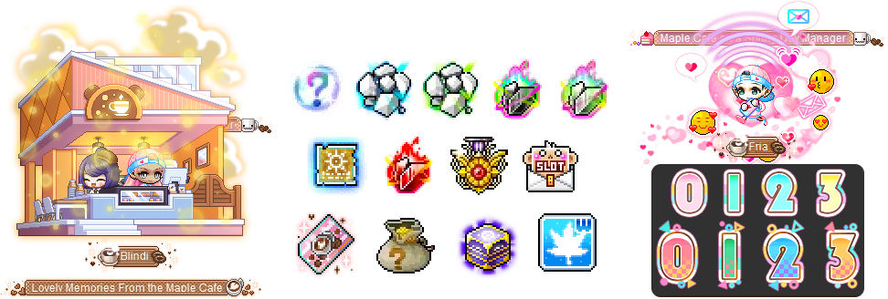 MapleStory March 24 Cash Shop Update Pit-a-Pat Pass Package