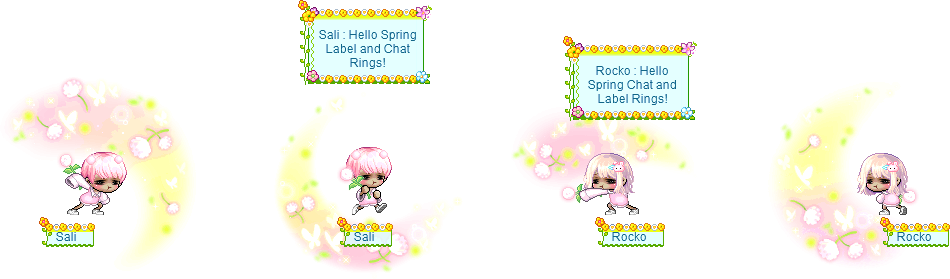 MapleStory March 31 New Premium Surprise Style Box Contents