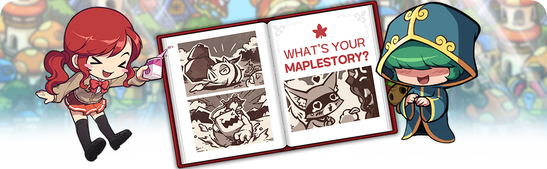 MapleStory What's Your MapleStory?