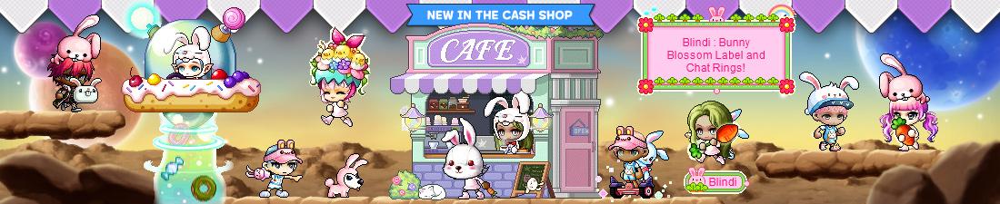 MapleStory April 7 Cash Shop Update