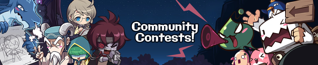 MapleStory Community Contests