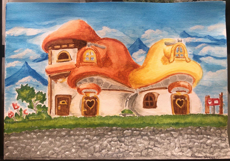 MapleStory Art Corner