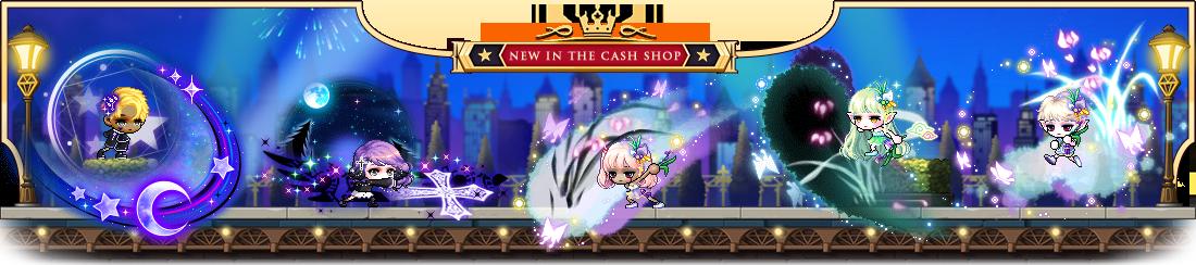 MapleStory April 28 Cash Shop Update