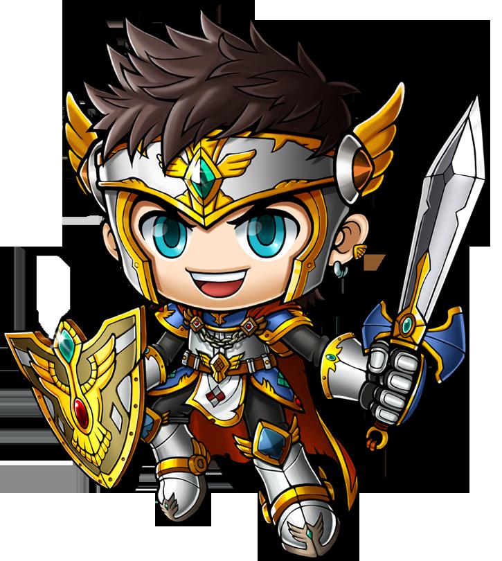 MapleStory Warrior
