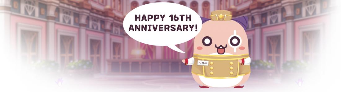MapleStory 16th Anniversary Celebration
