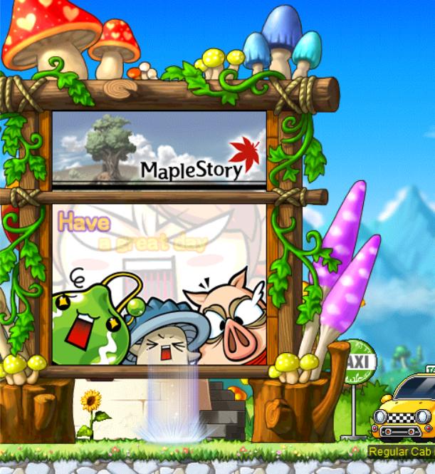 MapleStory MapleTV