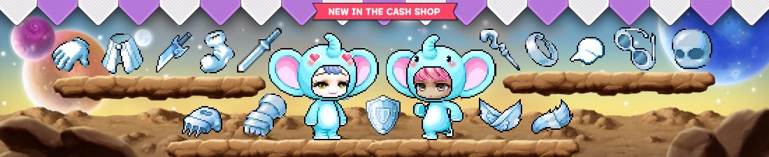 MapleStory July 14 Cash Shop Update