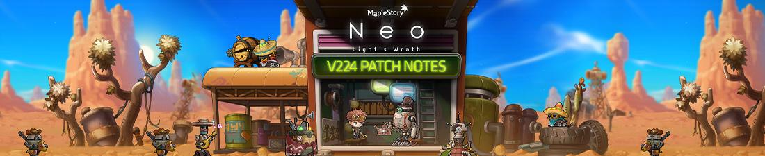 MapleStory Neo Light's Wrath MMORPG