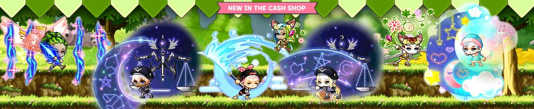 MapleStory July 21 Cash Shop Update