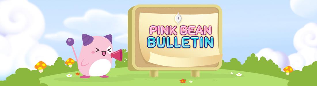 MapleStory Pink Bean Bulletin