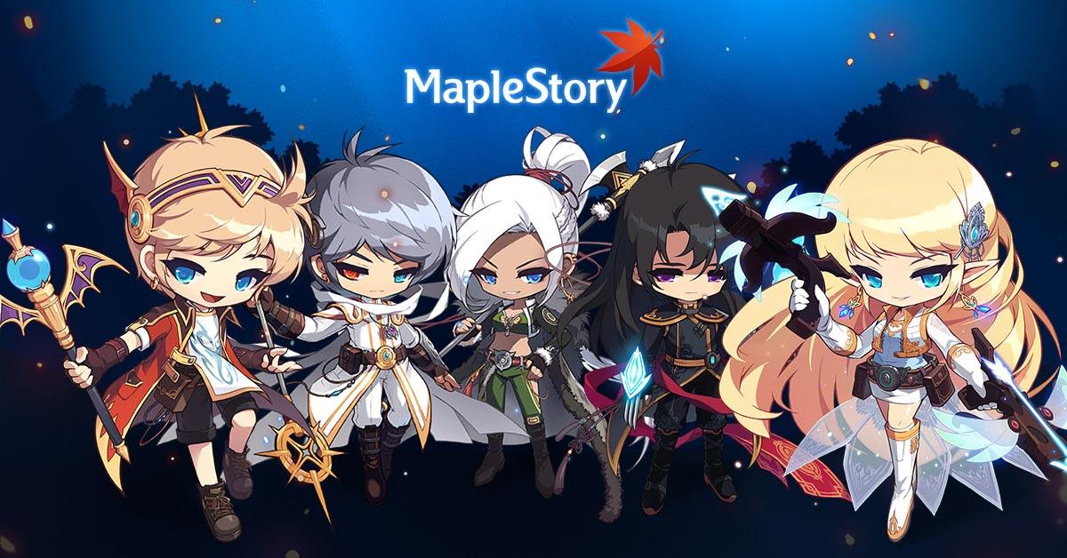 Maplestory Best Resistance Class 2019 Meet the Maplers | MapleStory