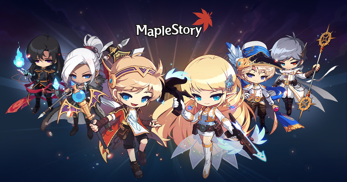 MapleStory | Play Now